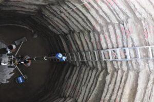 В Китае нашли деревянный девятигранный колодец: ему более 2000 лет