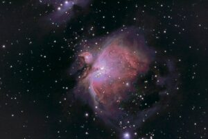 Астроном-любитель сделал потрясающие фото космоса из ночного сада