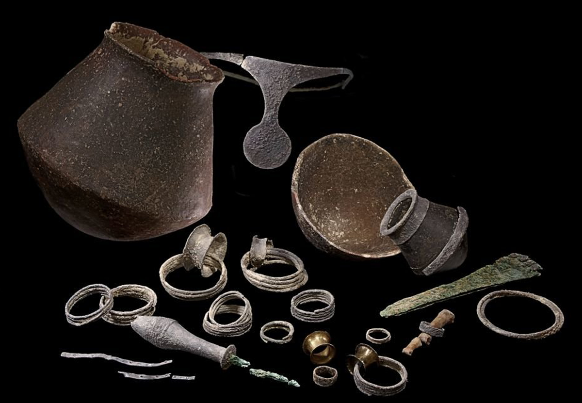 Женщины древнего общества Эль-Аргар обладали верховной властью