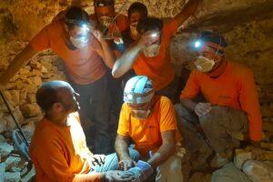 В Пещере ужаса нашли фрагменты свитков Мертвого моря