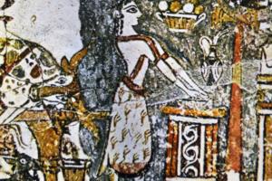 Древние греки начали мыть руки раньше, чем считалось