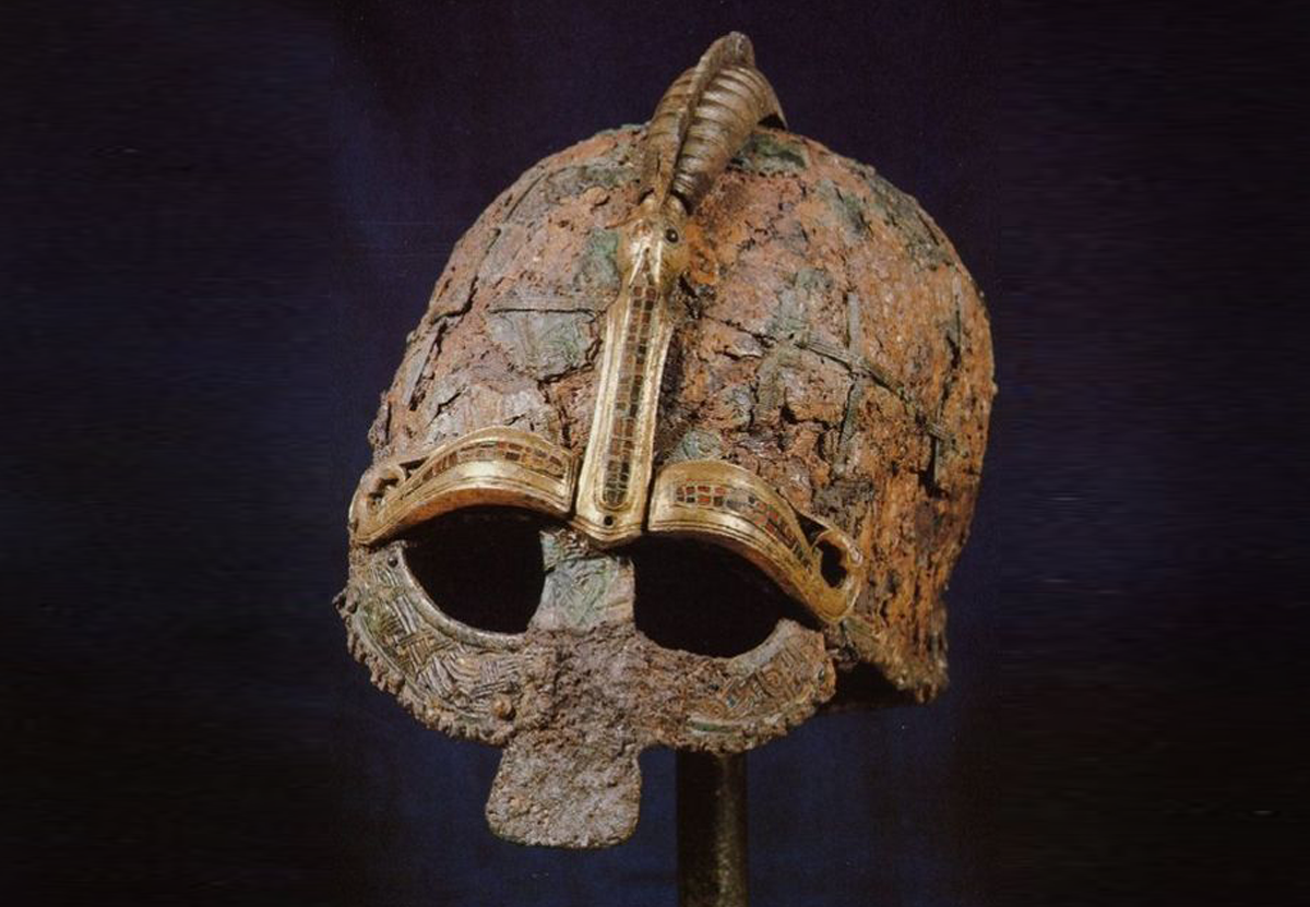 Древние скандинавы хоронили воинов на пышных перьевых перинах