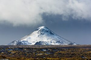 После серии землетрясений в Исландии ожидают крупное извержение вулкана