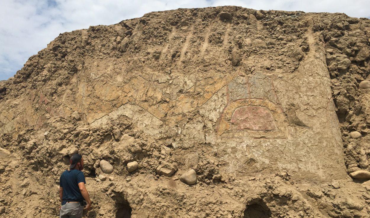В Перу нашли храмовую фреску с изображением бога-паука: ей 3200 лет.Вокруг Света. Украина