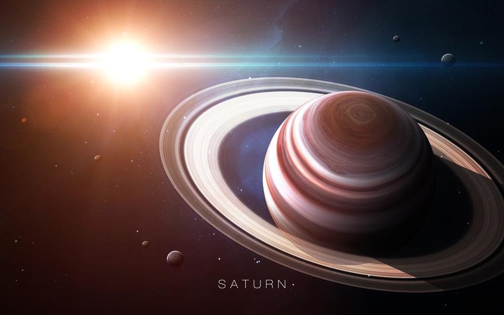 На Сатурне завершилось 7-летнее лето