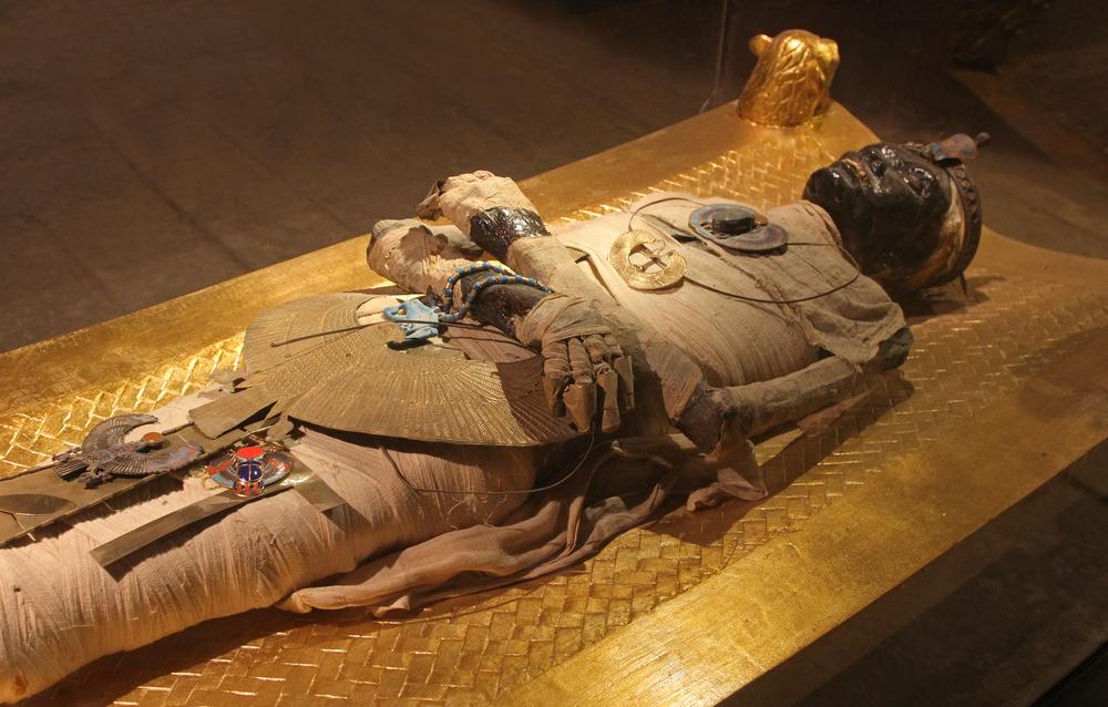 Египтологи нашли древнейший рецепт мумификации