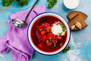 Борщ попал в двадцатку самых вкусных супов мира по версии CNN