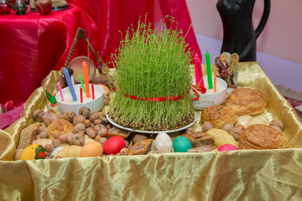 Мир отмечает Новруз — праздник весны.Вокруг Света. Украина
