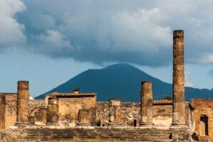Везувий уничтожил Помпеи за 15 минут: исследование