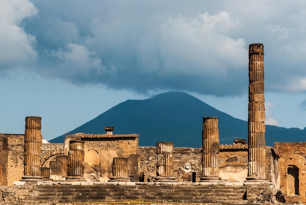 Везувий уничтожил Помпеи за 15 минут: исследование.Вокруг Света. Украина