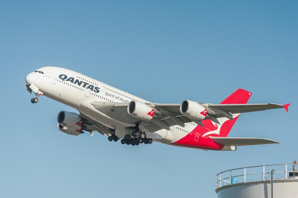Австралийская авиакомпания запустила загадочные рейсы.Вокруг Света. Украина