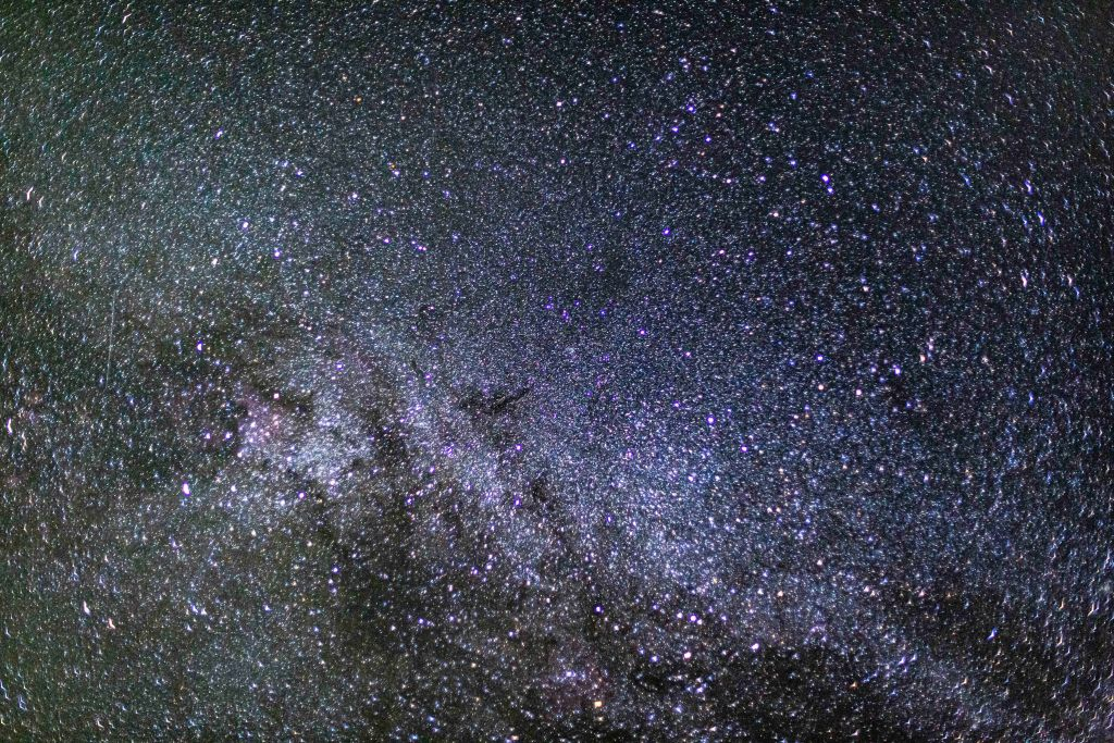 Световое загрязнение от спутников мешает астрономам совершать открытия