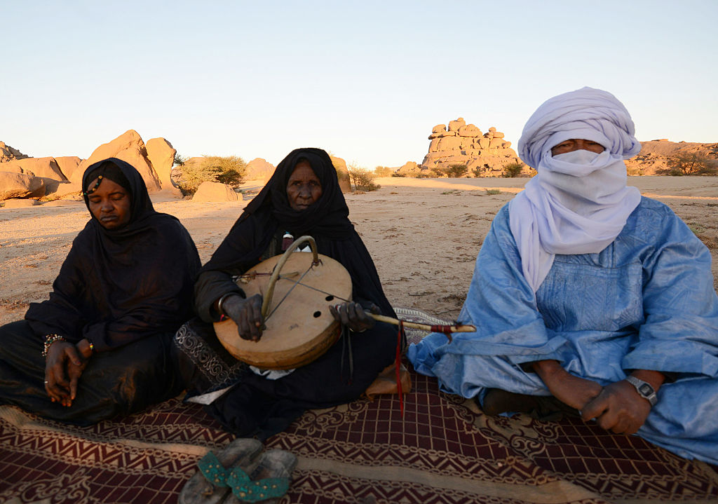 матриархат, туареги