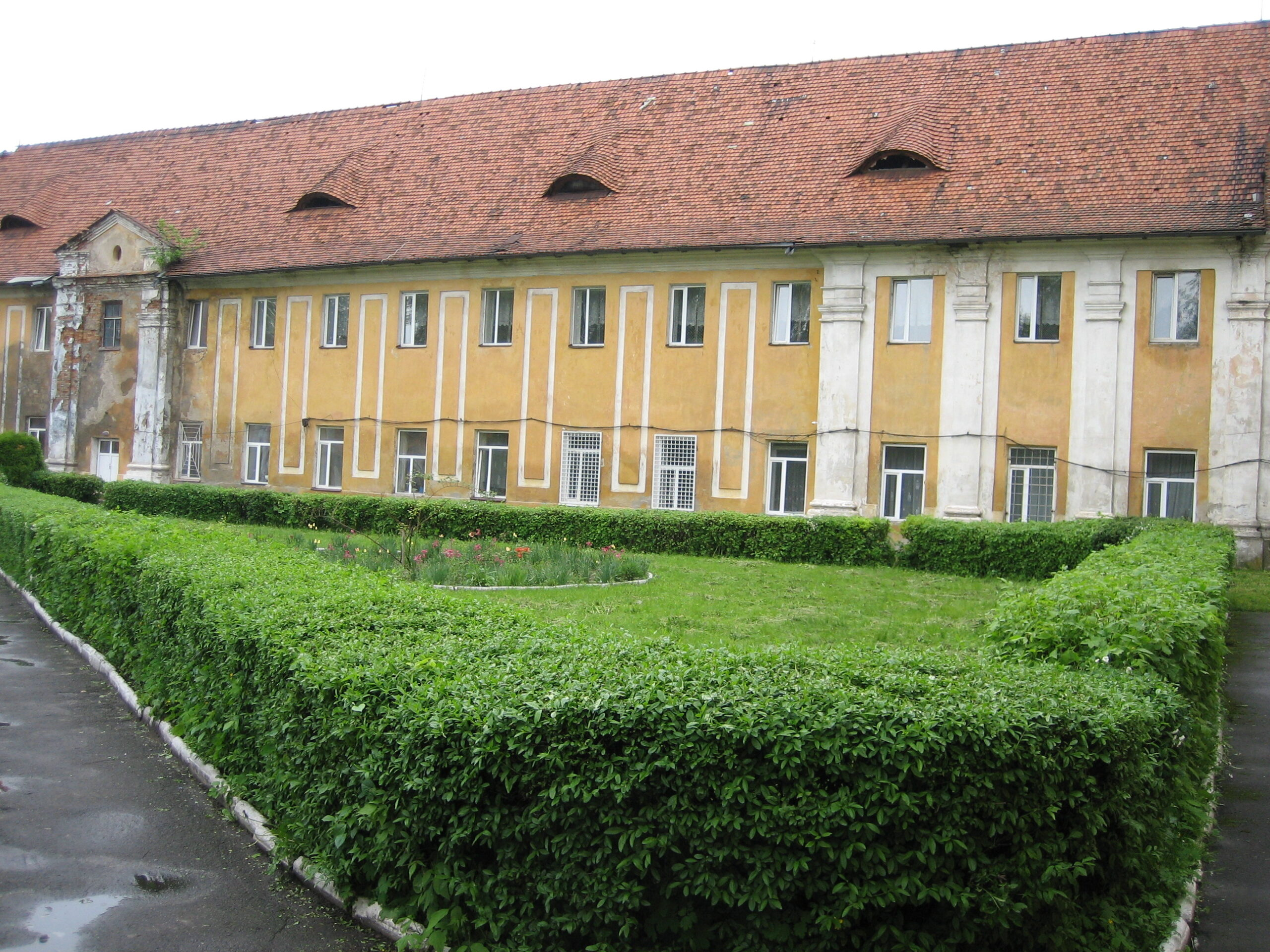 Олыцкий замок