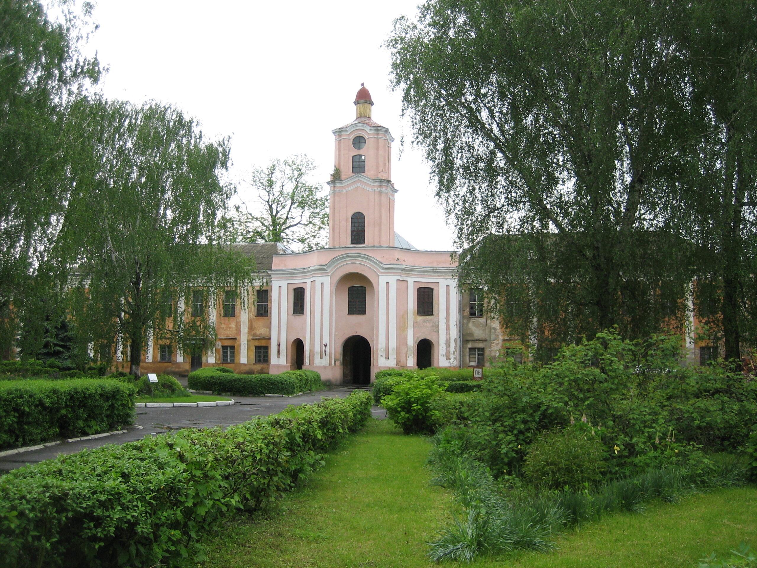 Слегка потускневший бриллиант: резиденция Радзивиллов в Олыке на Волыни