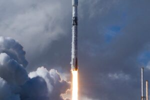 Новый рекорд SpaceX: ракета Falcon 9 полетела в девятый раз
