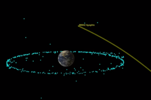 Анализ NASA исключил риск столкновения астероида Апофис с Землей на ближайшие 100 лет