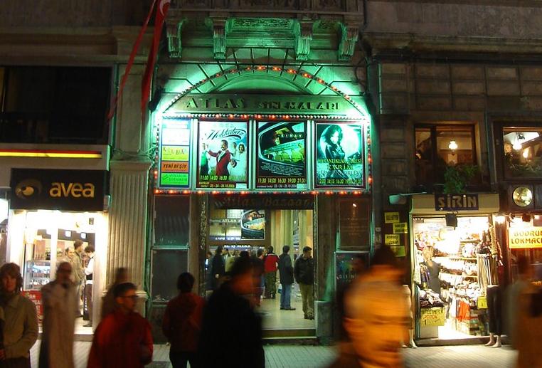 Гай Ричи и Джейсон Стейтем стали гостями на открытии кинотеатра в Стамбуле