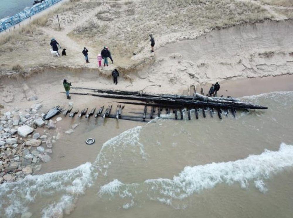 Как археологи установили название корабля, погибшего в 1880-х