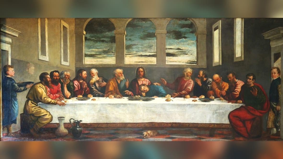 В английской церквушке нашли утерянную картину Тициана