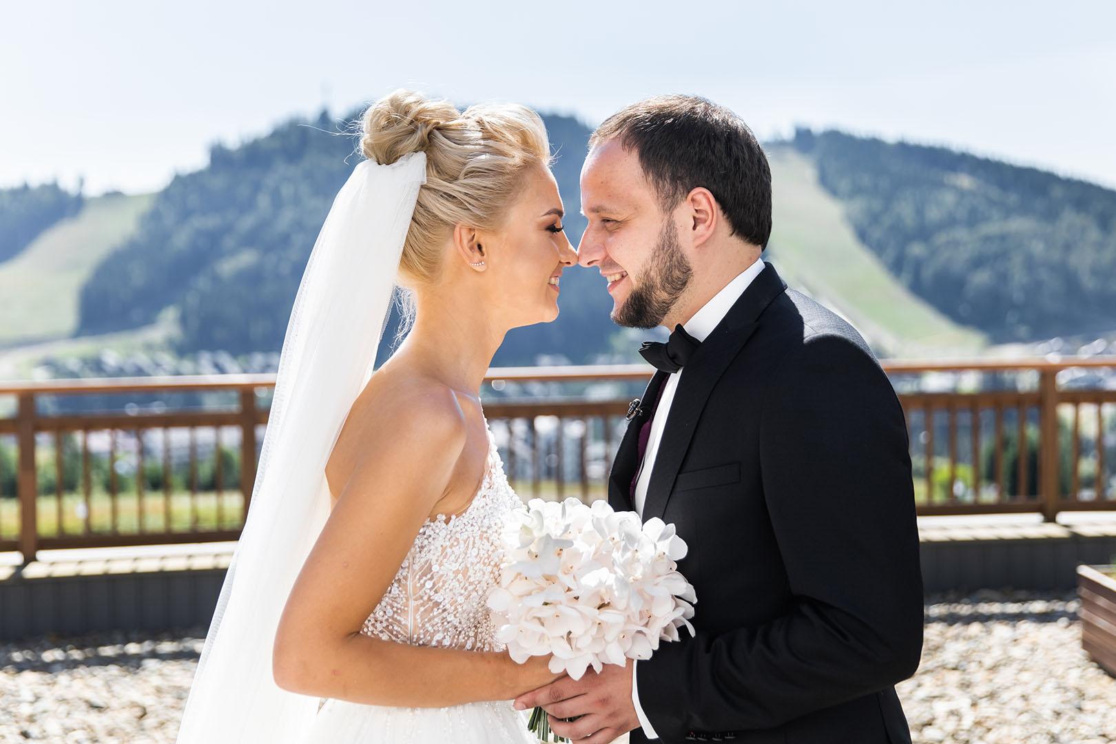Свадьбы во время пандемии: для любви нет преград