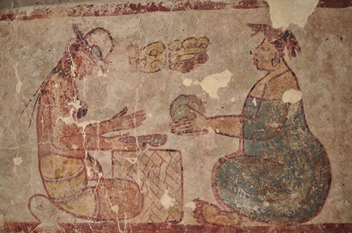 В Мексике найдено свидетельство торговли солью у древних майя