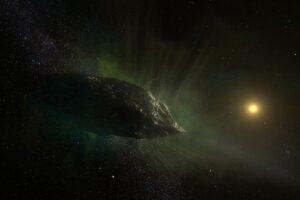 Астрономы подсчитали межзвездных «гостей» Солнечной системы