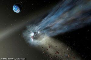 Как кометы могли запустить эволюцию жизни на Земле