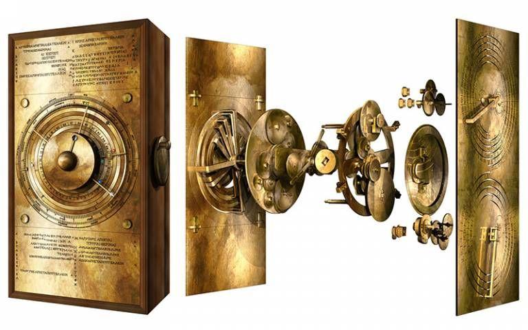 Программисты воссоздали древнейший компьютер возрастом 2 тысячи лет.Вокруг Света. Украина