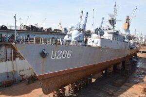 В Украине появится первый корабль-музей