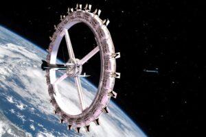 Каким будет первый в мире космический отель