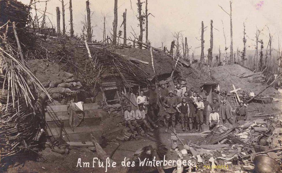 Археологи нашли потерянный вход в туннель Винтерберг, где погибли сотни людей