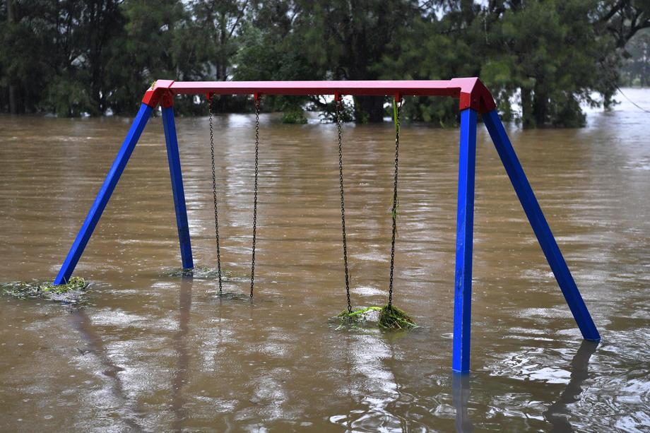 Австралия переживает сильнейшее за 50 лет наводнение.Вокруг Света. Украина