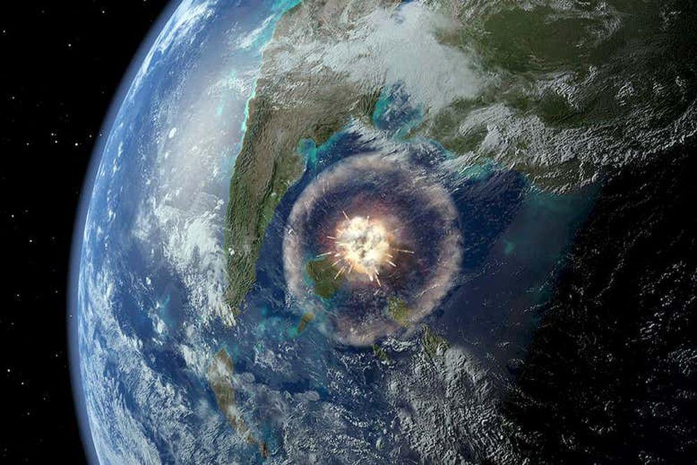 Астероид, убивший динозавров, породил тропические леса Амазонки.Вокруг Света. Украина