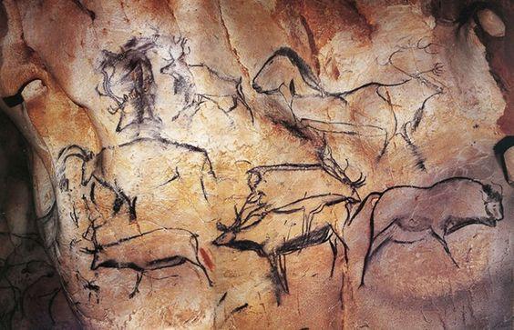 Пещерные художники лишали себя кислорода, вызывая галлюцинации.Вокруг Света. Украина