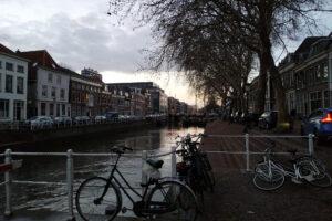 В Нидерландах на речном шлюзе поставили первый в мире «дверной звонок» для рыб