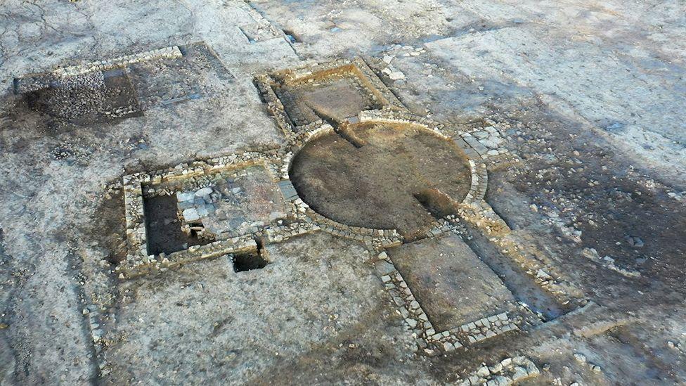 В Англии раскопали античную виллу-гибрид с необычной планировкой
