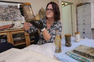 На руинах собора вНовой Зеландии нашли кофейные банки с реликвиями