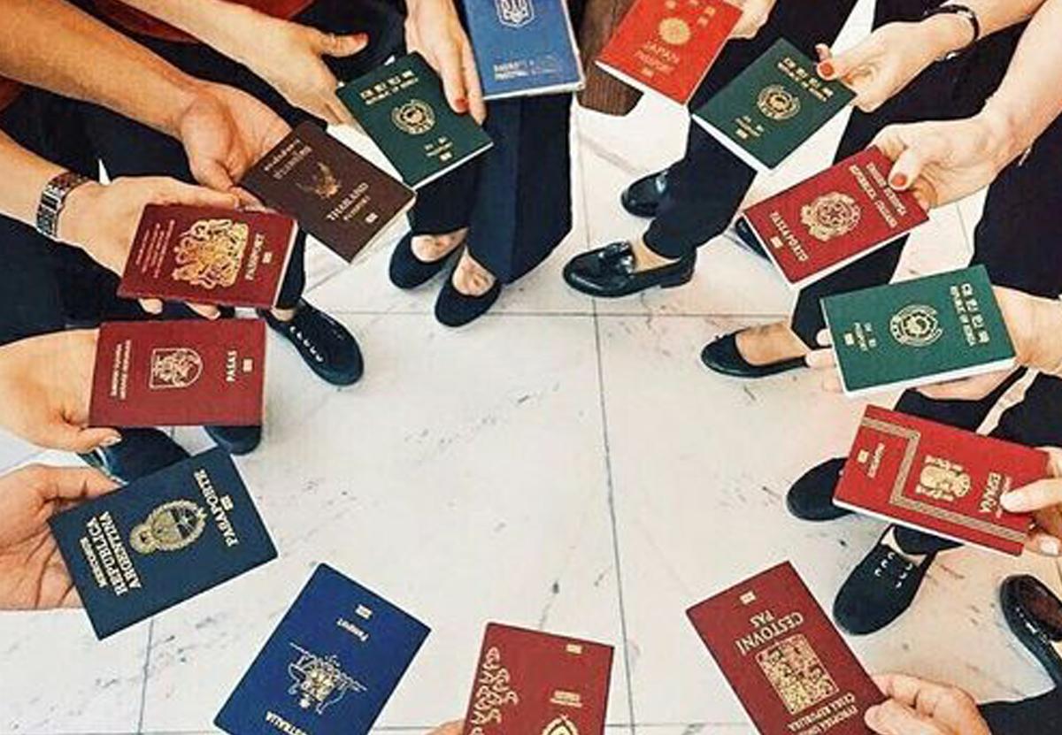 Опубликован новый рейтинг самых сильных паспортов 2021 года.Вокруг Света. Украина