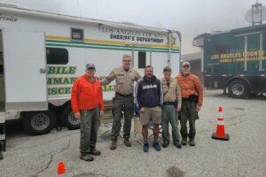 В США заблудившегося туриста нашли по фото ног