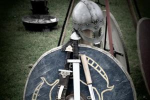 В VIII-IX веках викинги серьезно преуспели в работе с металлами