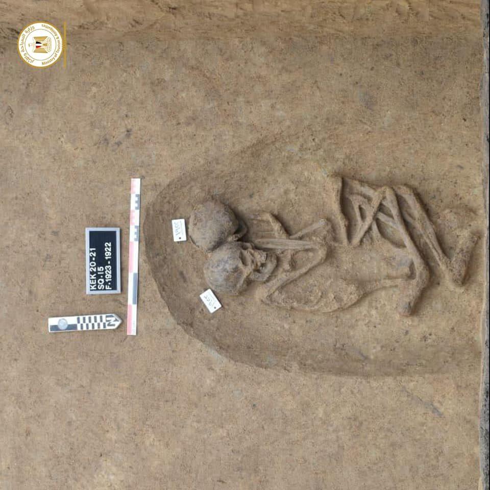 На севере Египта нашли 110 погребений, охватывающих несколько тысячелетий