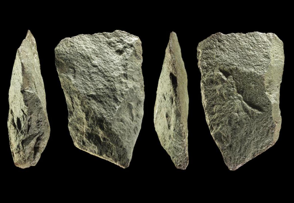 Золотые копи Сахары скрывали клад каменных орудий: им 700000 лет.Вокруг Света. Украина