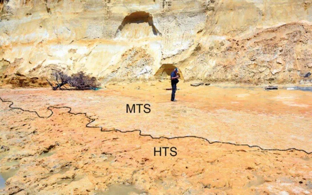 Археологи нашли следы юных неандертальцев, игравших в песке.Вокруг Света. Украина