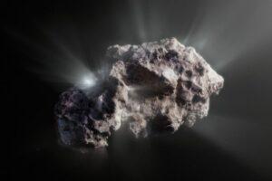 Комета Борисова - самая древняя известная комета