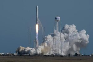 Украина потратит на космическую программу 15 млрд гривен