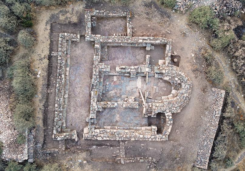 На греческом островке найдены руины ранневизантийского города.Вокруг Света. Украина