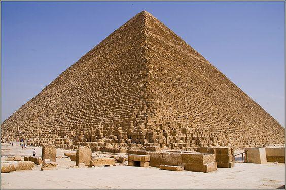 Пирамида Хеопса: история, факты и тайны