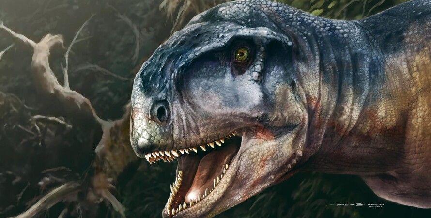Тот, кто вызывает страх: в Аргентине открыли новый вид хищного динозавра.Вокруг Света. Украина