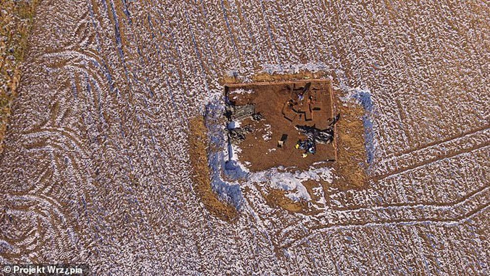 Польские археологи нашли огромный центр по производству керамики возрастом более 1800 лет